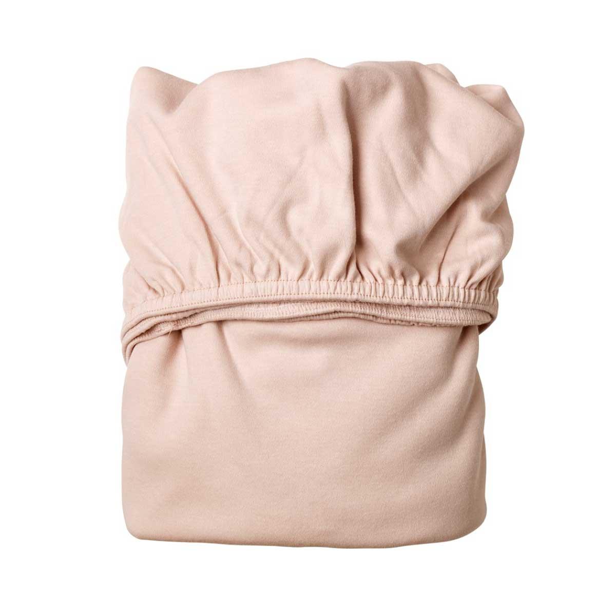Leander lagen til babyseng 2pk - soft pink, 5 stk. på lager fra Leander fra pixizoo
