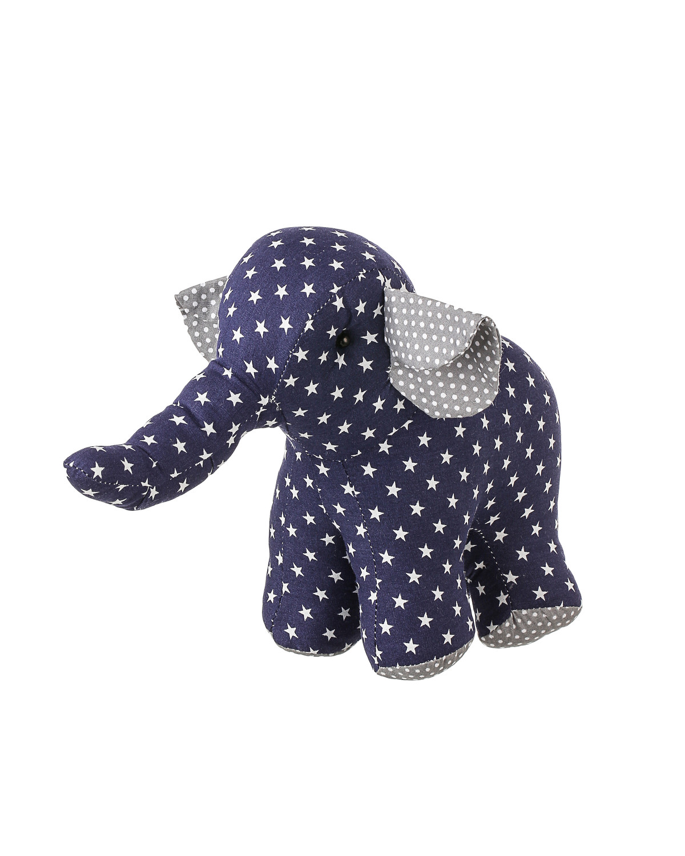 Smallstuff Mjukisdjur Elefant Liten - Blå