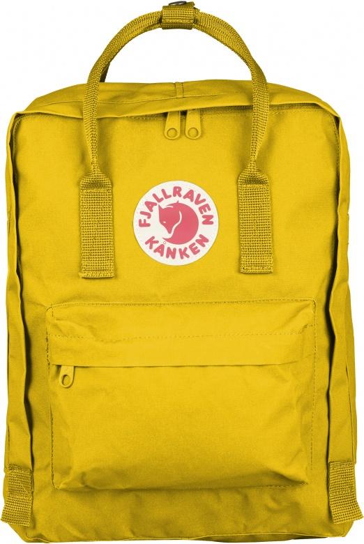 "Fjällräven rygsæk kånken - warm yellow, +10 stk. på lager fra Fjã""llrã""ven fra pixizoo"