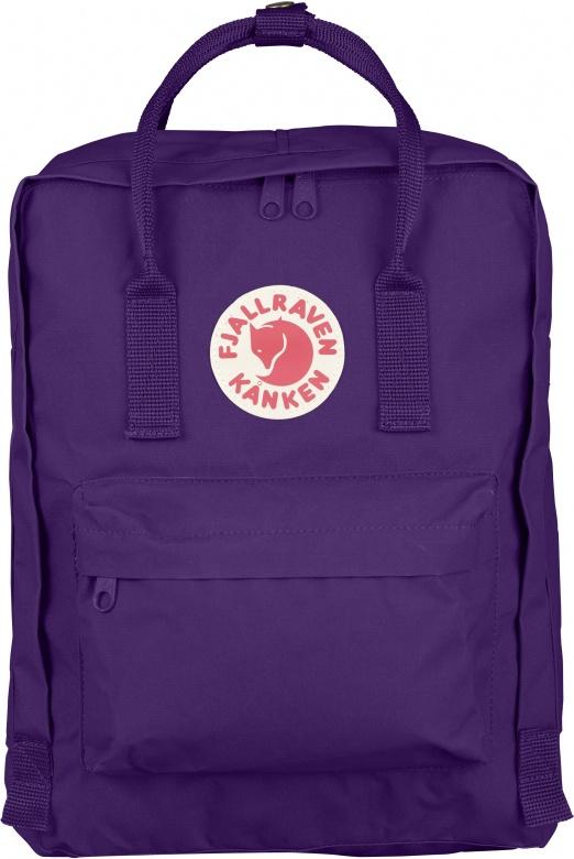 """Fjã""""llrã""""ven Fjällräven rygsæk kånken - purple, +10 stk. på lager på pixizoo"""