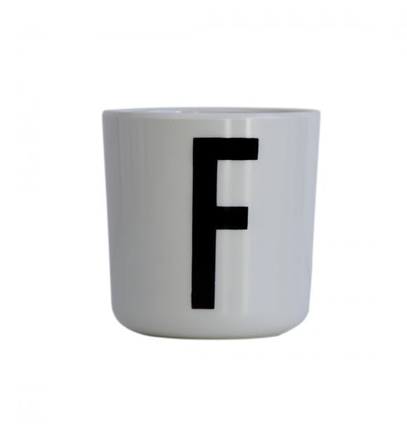 Designletters Design letters - aj melamin - f kop, 4 stk. på lager på pixizoo