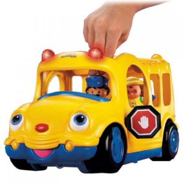 Fisher price skolebus m. lyd, 3 stk. på lager fra Fisher price fra pixizoo