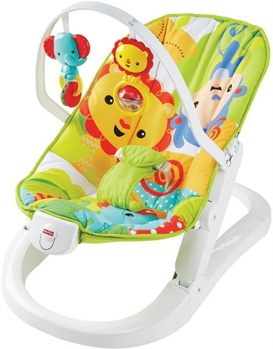 Fisher price fun and fold bouncer, 1 stk. på lager fra Fisher price fra pixizoo