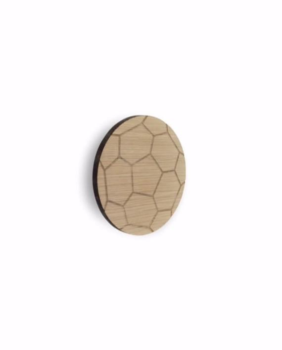 Maseliving - fodbold knag, 5 stk. på lager fra Maseliving fra pixizoo