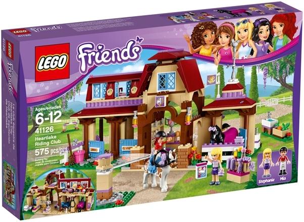 LEGO Friends (41126) Heartlakes Ridklubb