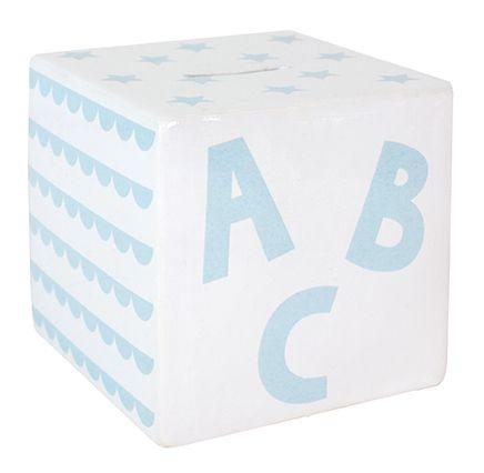 JaBaDaBaDo ABC Sparbössa - Blå