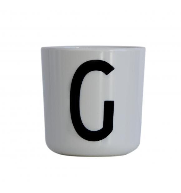 Design letters - aj melamin - g kop, 1 stk. på lager fra Designletters på pixizoo
