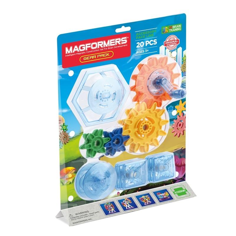 Magformers Gear Pack 20 Delar