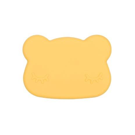 We Might Be Tiny Bear Matlåda - Gul