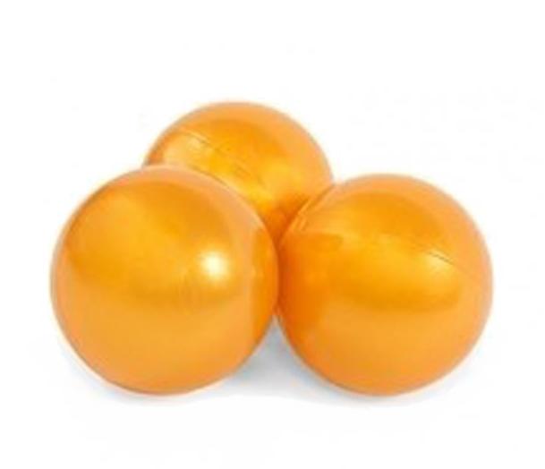 Misioo Extra Bollar 50-pack - Guld