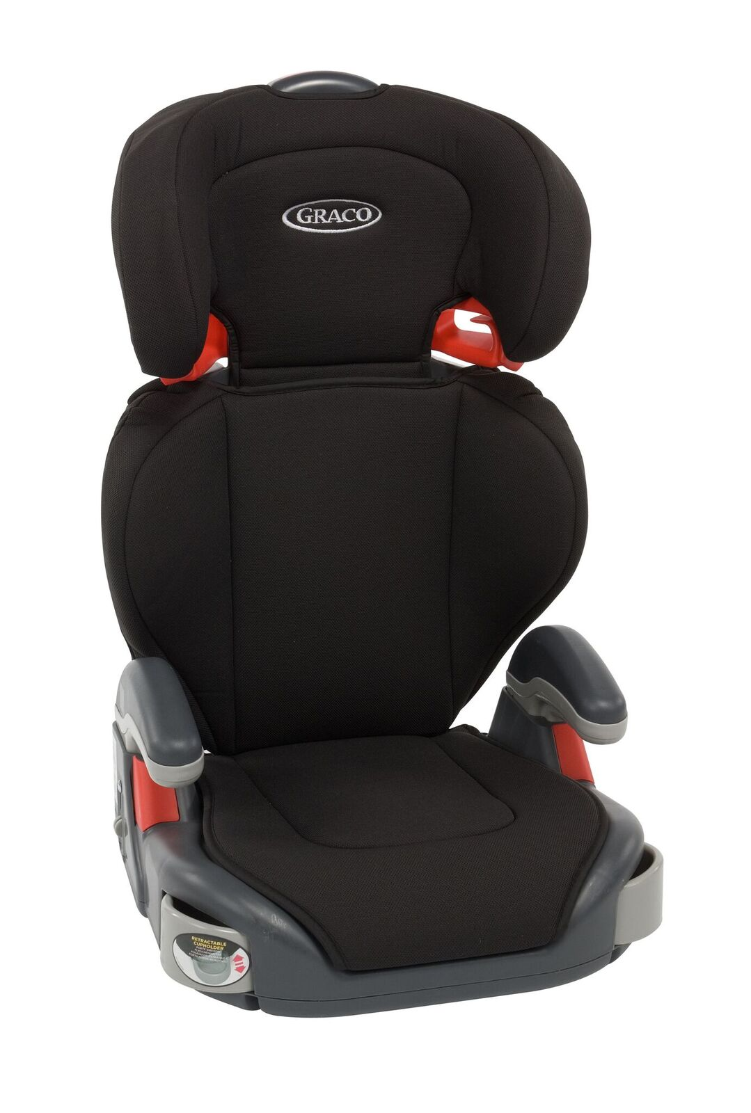 Graco Graco, junior maxi sport luxe - autostol (til sele montering), 3 stk. på lager fra pixizoo