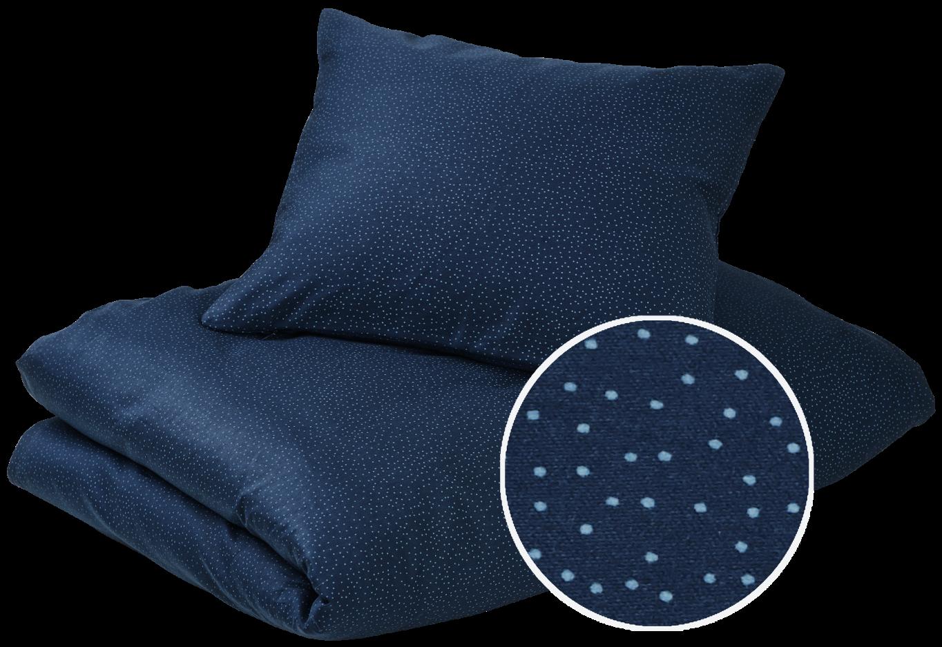 Gubini baby bedding - mini dot starlight sengetøj, 8 stk. på lager fra Gubini på pixizoo
