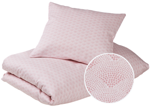 Gubini Gubini baby bedding - peacock rose sengetøj, 8 stk. på lager fra pixizoo