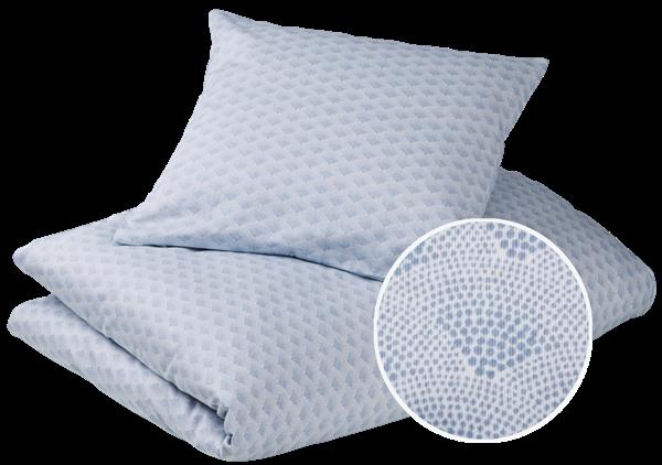 Gubini – Gubini junior bedding - peacock sky sengetøj, 8 stk. på lager på pixizoo