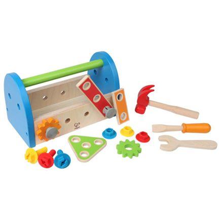 Hape Hape fix-it værktøjskasse , 5 stk. på lager fra pixizoo