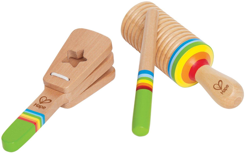 Hape Hape rhythm set musikinstrument, 3 stk. på lager fra pixizoo