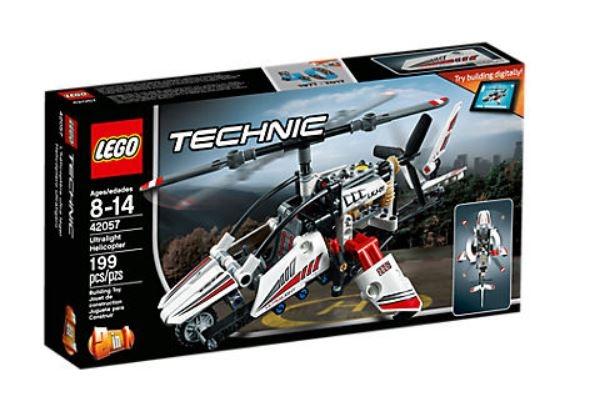 LEGO Technic (42057) Ultralätt Helikopter