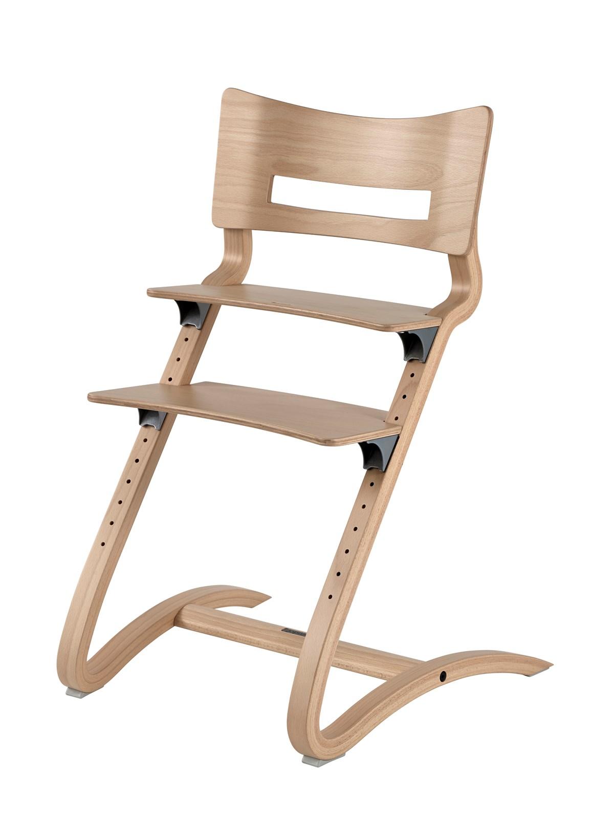 Leander Leander højstol u/bøjle - natur, 1 stk. på lager fra pixizoo