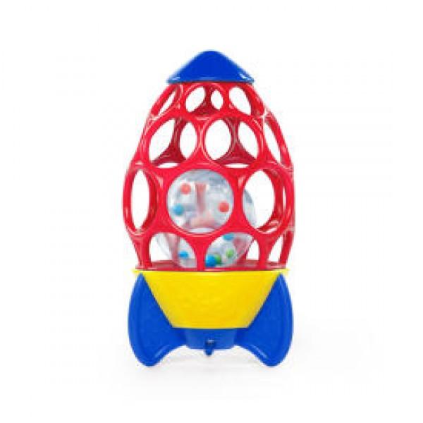 Oball – Oball oball ratting rocket babylegetøj, 5 stk. på lager fra pixizoo