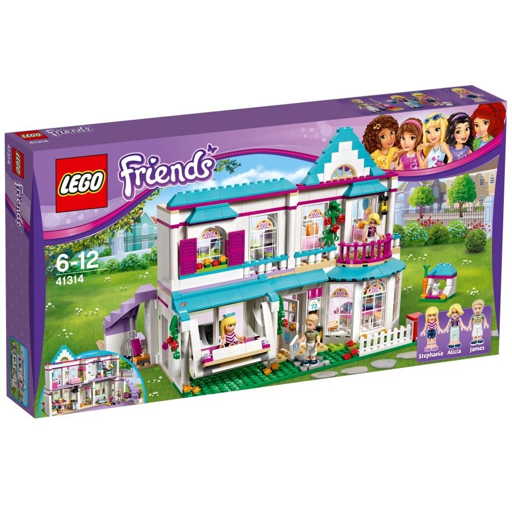 LEGO Friends (41314) Stephanies Hus