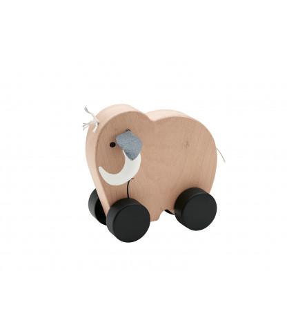 Kids Concept Mammut Träleksak NEO