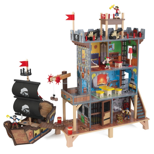 Kidkraft Pirates Cove Set