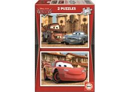 Educa – Educa - cars (2 x 20), +10 stk. på lager på pixizoo