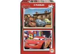 Educa - cars (2 x 48 pcs), +10 stk. på lager fra Educa på pixizoo