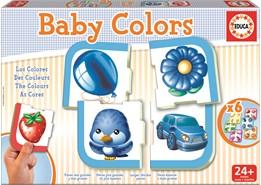 Educa - baby colors (6 x 4 pcs), +10 stk. på lager fra Educa på pixizoo