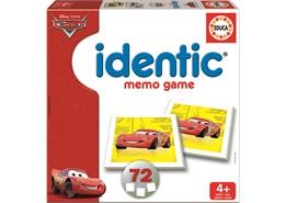 Educa Cars Memoryspel