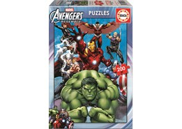 Educa Avengers Pussel 200 Bitar