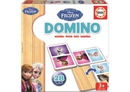 Educa - frozen domino spil , 5 stk. på lager fra Educa på pixizoo