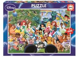 Educa The Marvellous World of Disney Pussel 1000 Bitar