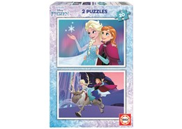 Educa 2x20 Frozen Pussel