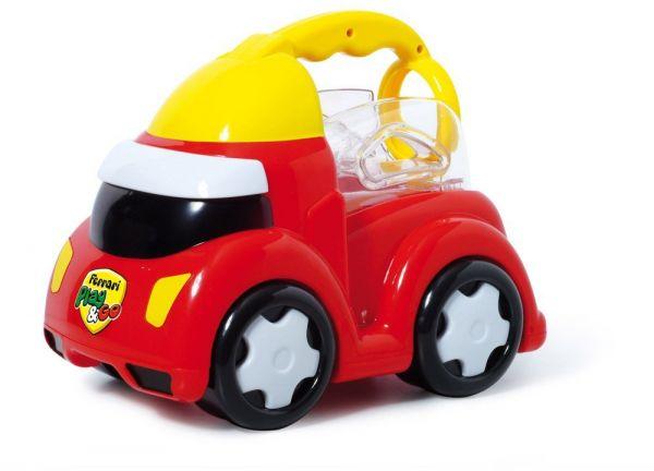 Ferrari play & go Ferrari play & go ferrari activity lorry legetøj, 2 stk. på lager fra pixizoo