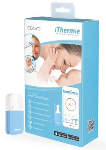 Kidsme IThermie Termometer