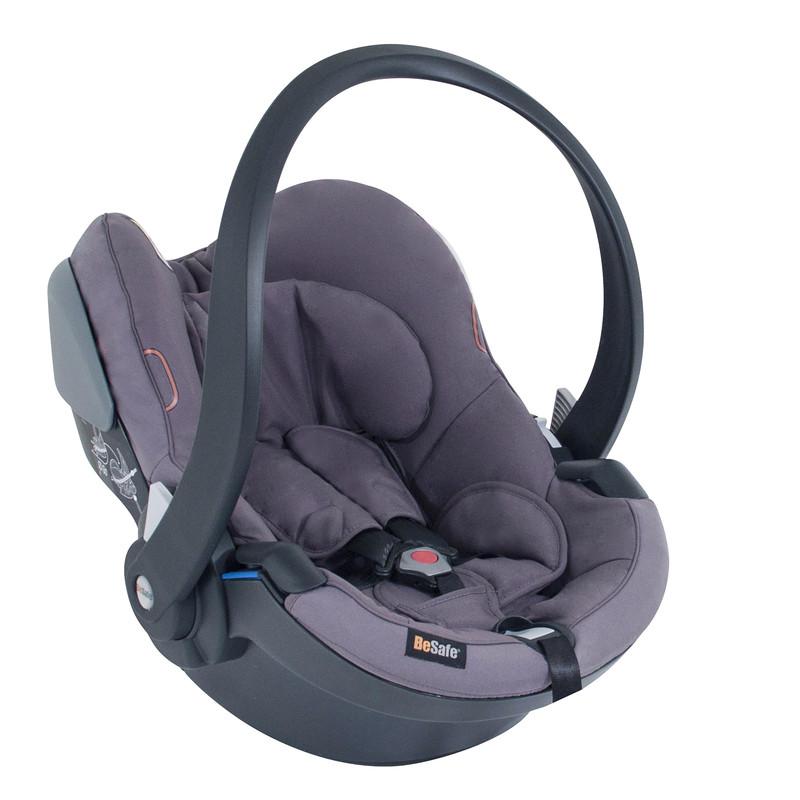 BeSafe Babyskydd iZi Go X1 - Lava Grey