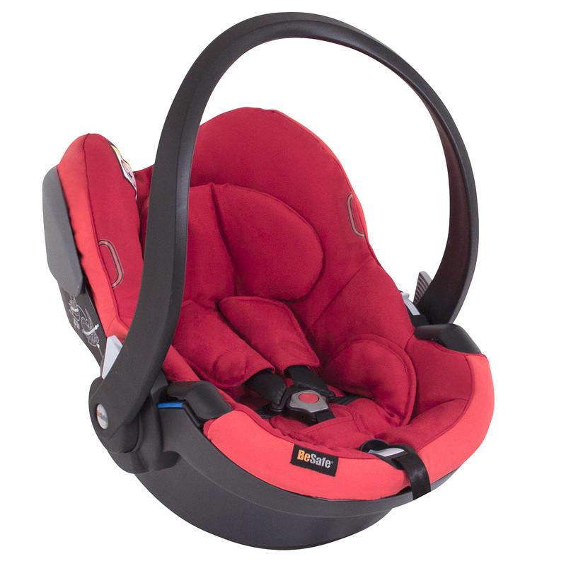Be safe besafe izi go x1 autostol - ruby red (til sele montering), 1 stk. på lager fra Be safe fra pixizoo