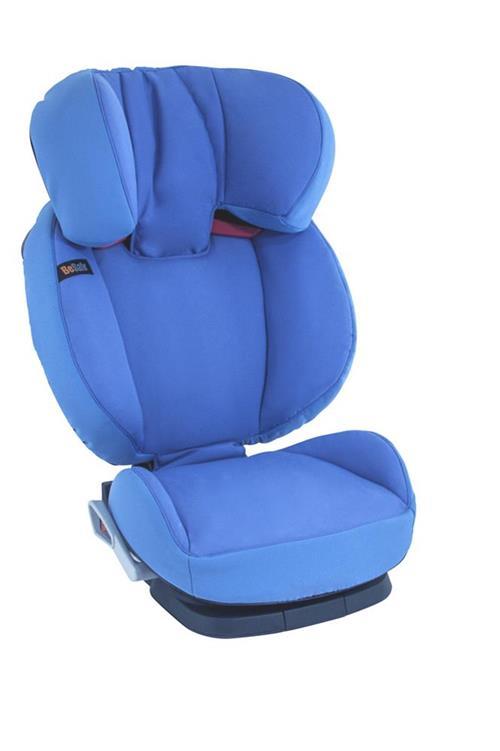 Be safe Be safe besafe izi up x3 autostol - saphir blue (til sele montering), 1 stk. på lager fra pixizoo