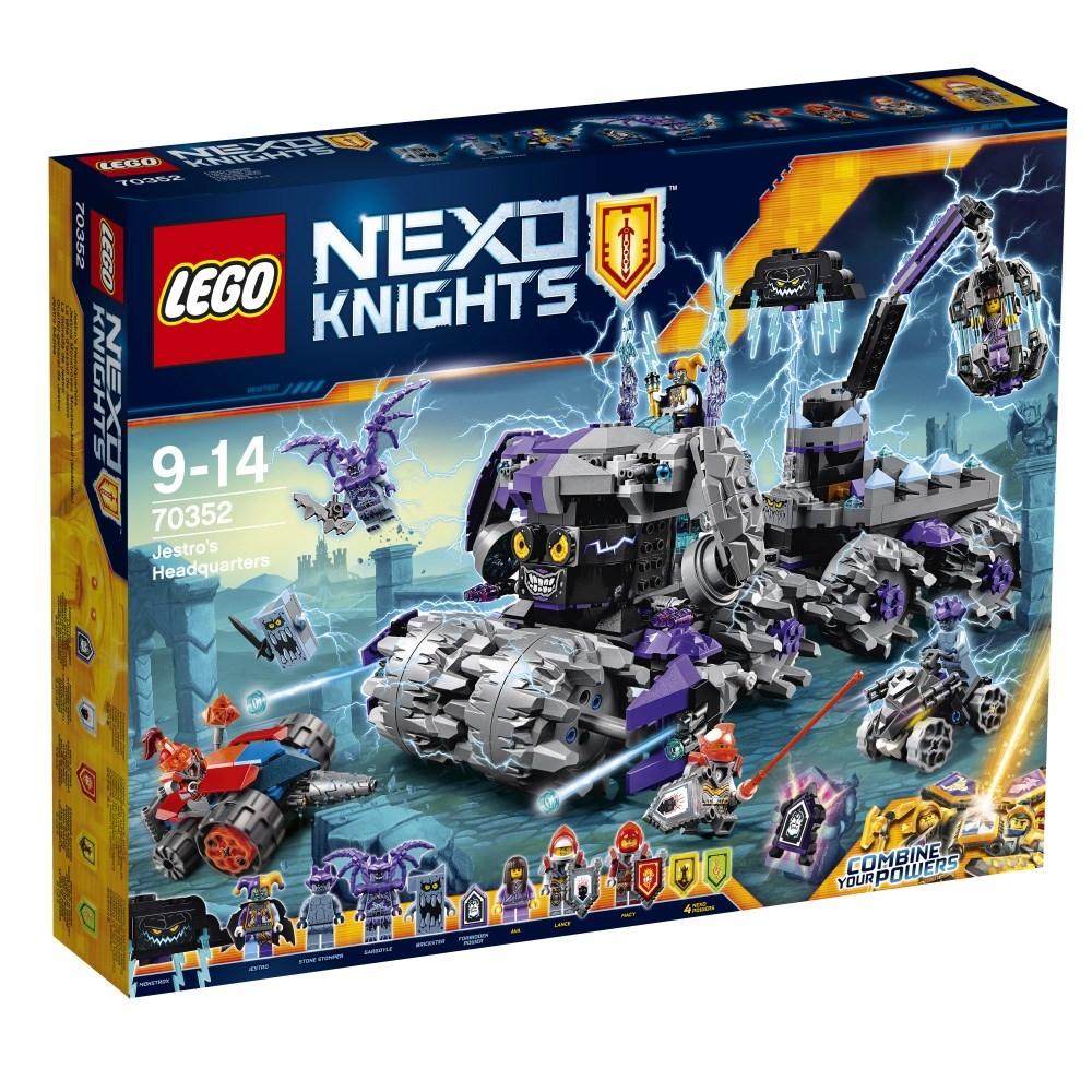 LEGO Nexo Knights (70352) Jestros Högkvarter