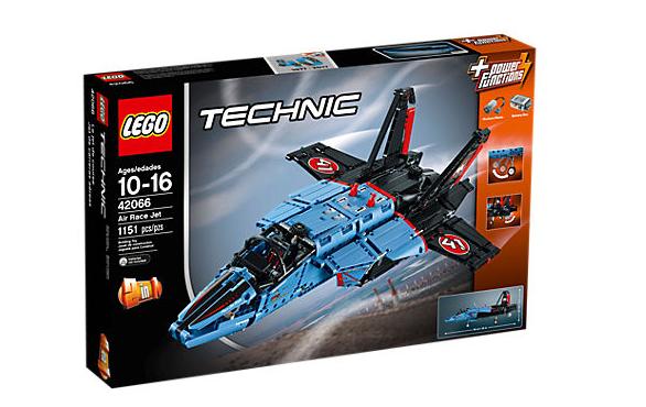 LEGO Technic (42066) Tävlingsjet