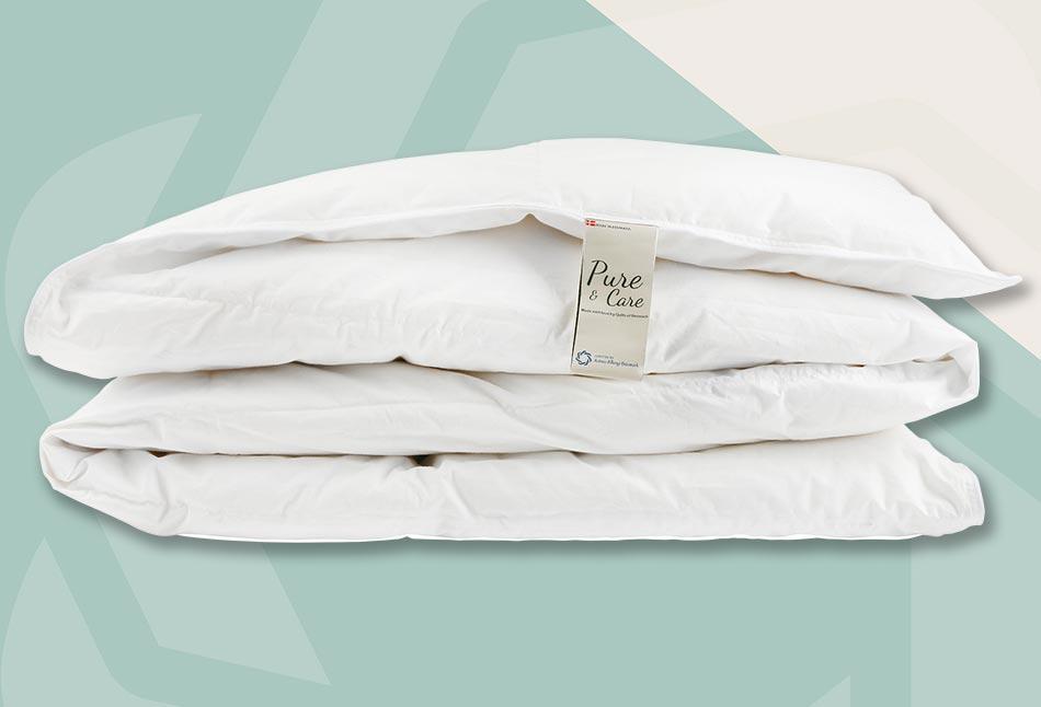 Quilts of denmark Quilts of denmark juniordyne pure & care, 10 stk. på lager på pixizoo