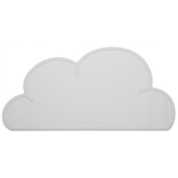 Kg design – Kg design cloud dækkeserviet - grey, +10 stk. på lager fra pixizoo