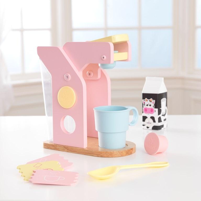 Kidkraft Kaffeset - Pastell