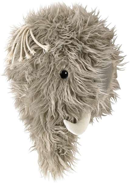 Kids Concept Mammut Väggdekoration NEO