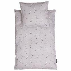 Roommate Kite Junior Sängkläder - Svart/Grå