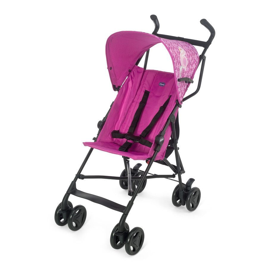 Chicco Snappy Paraplyvagn - Miss Pink