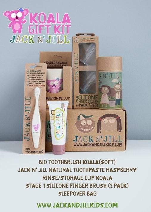Jack n jill - koala gavesæt, 4 stk. på lager fra Jack n jill fra pixizoo