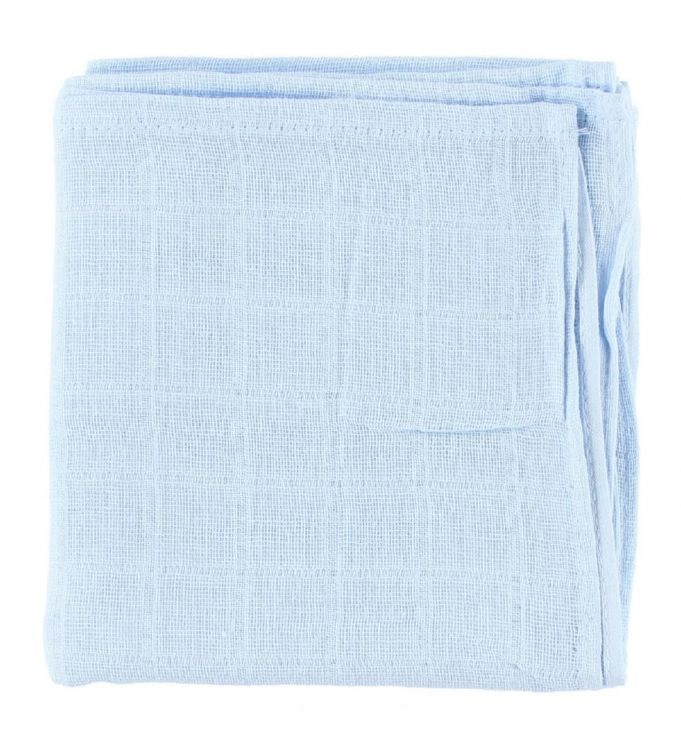 Pippi Muslinfilt - Light Blue