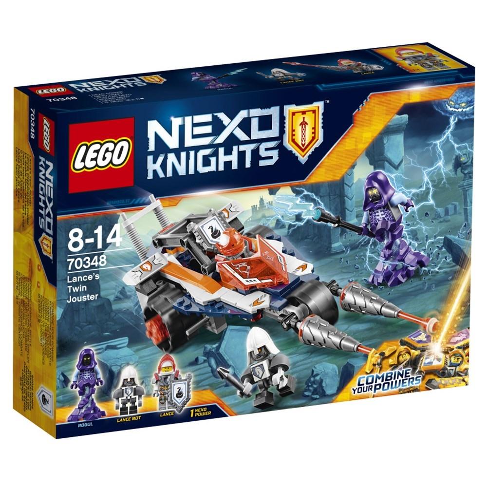 LEGO Nexo Knights (70348) Lances dubbeltornerare